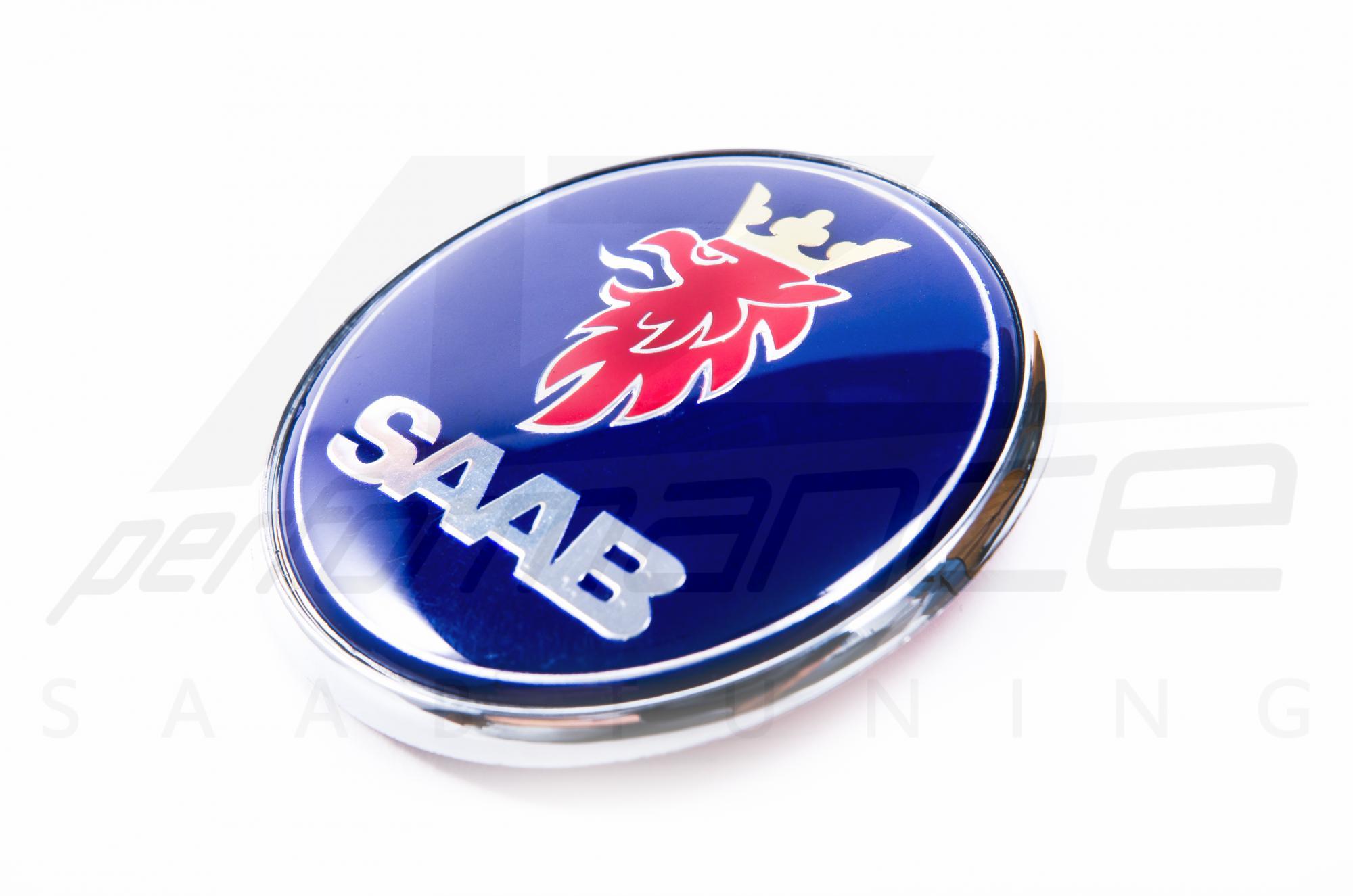 SAAB 9-3 9-5 HOOD EMBLEM OEM 5289905